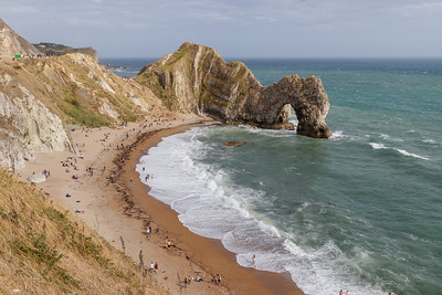 Durdle Door - 28 July 2018