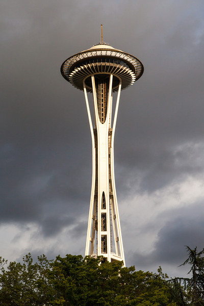 Seattle Space Needle-Seattle Center