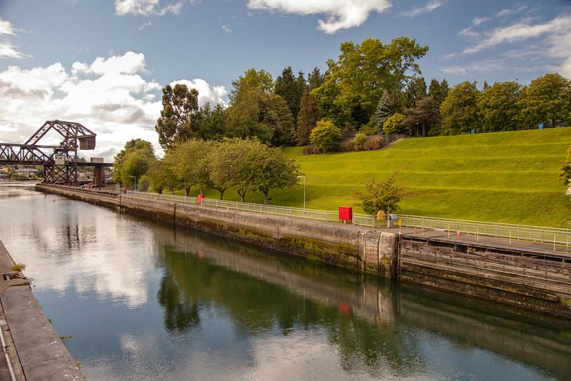 Ballard Boat Locks-Seattle, Wa