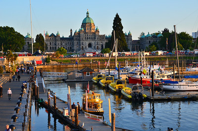 Victoria BC on June 1, 2014