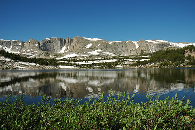 Wind River Mountains, Wyoming
