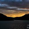 Sunset on the Dalmatian Coast