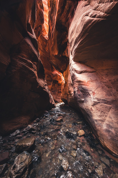 Hidden Canyon, Utah