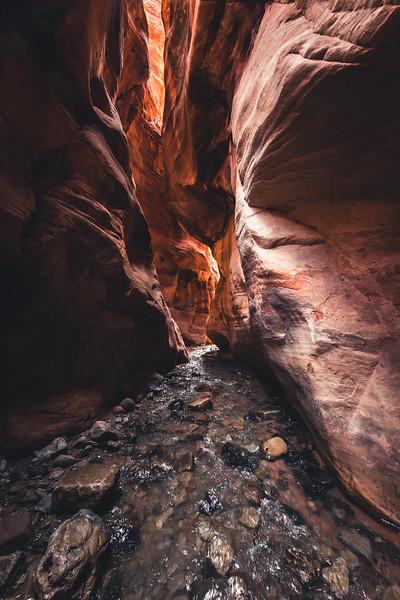 Hidden Canyon, Utah