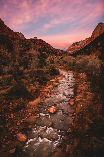 Zion, Utah