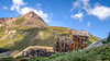 Abandoned Mine and Mill above Silverton, Colorado