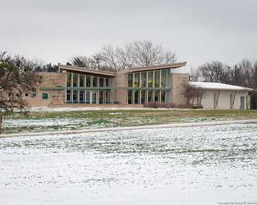 Hagerman NWR Visitor Center