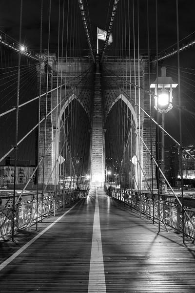 Brooklyn Bridge Verticle
