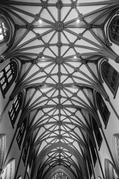 Trinity Church Ceiling
