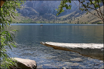 Lake on June Loop off Highway 395