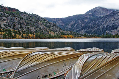 Silver Lake - closed for the season.
