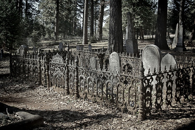 Protestant Cemetery - Foresthill, Ca