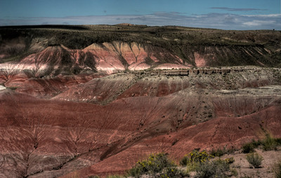 Just outside Painted Desert, Arizona