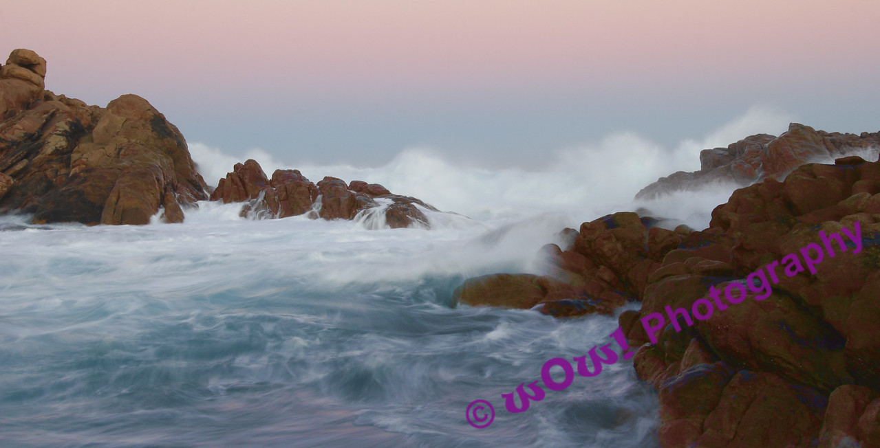 'Sunrise at Canal Rocks'  Yallingup, Western Australia  2007<br /> Limited Edition - personally signed by Photographer. 2/50 available now