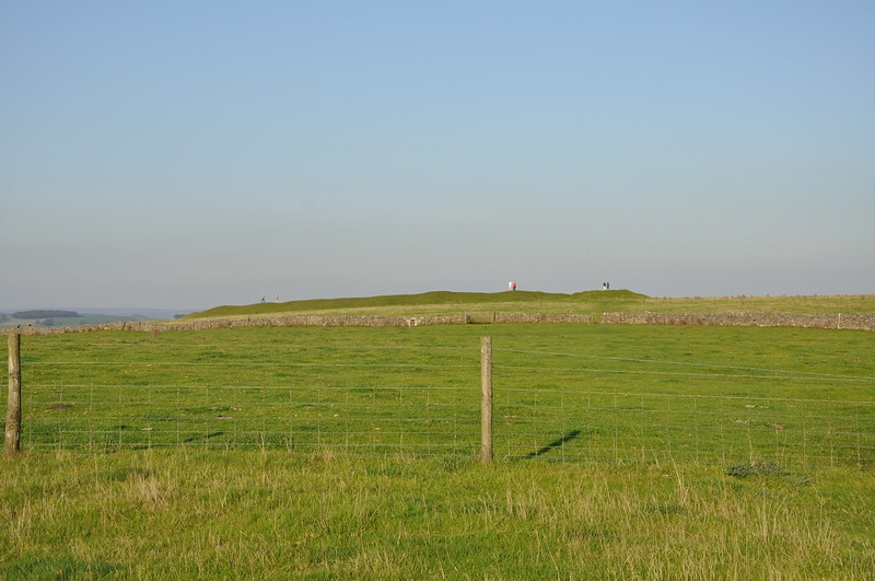 Arbor Low from the adjacent Gib Hill