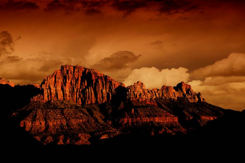 Award winning Vermillion Cliffs of Zion.