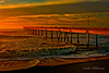 Pacifica Ca Pier at Sundown