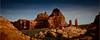 Arches National Park, rock formation