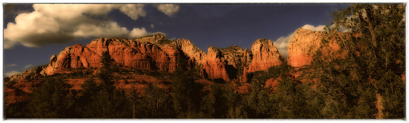 Cliffs at Sedona AZ