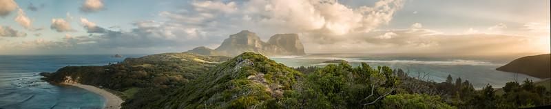 Malabar Hill, Lord Howe - NSW, Australia
