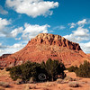 Red Hill near Abiquiu, New Mexico