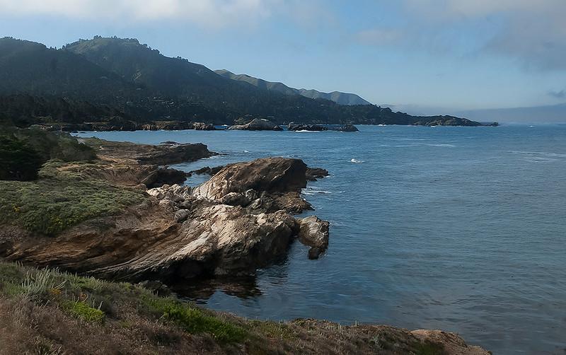 South Shore to Carmel Highlands
