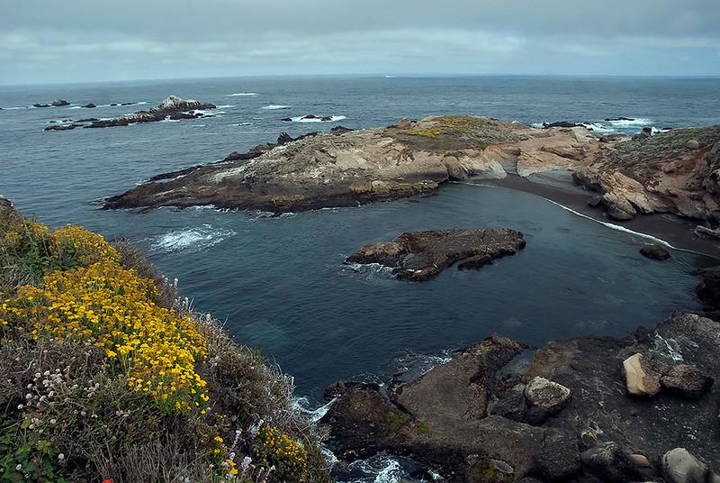 Sea Lion Cove to Sea Lion Rocks