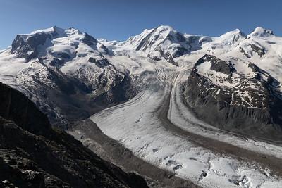 Monte Rosa Panorama