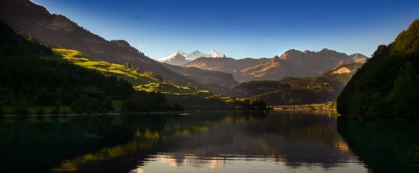 Landschaften Berge