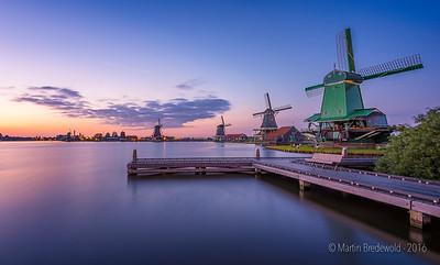 Windmills @ Zaanse Schans
