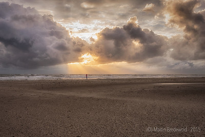 Sunset @ Hargen aan zee