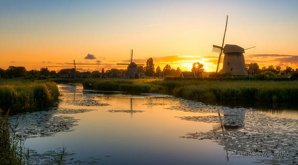 Oudorp - Molenkade Alkmaar
