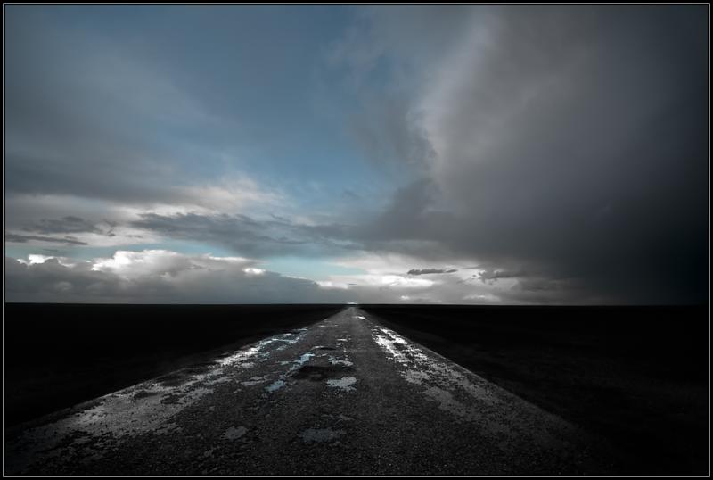 Dreigende lucht/ Dark clouds