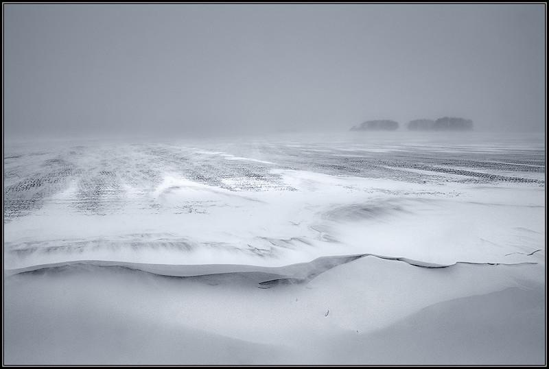 driftsneeuw/drifting snow