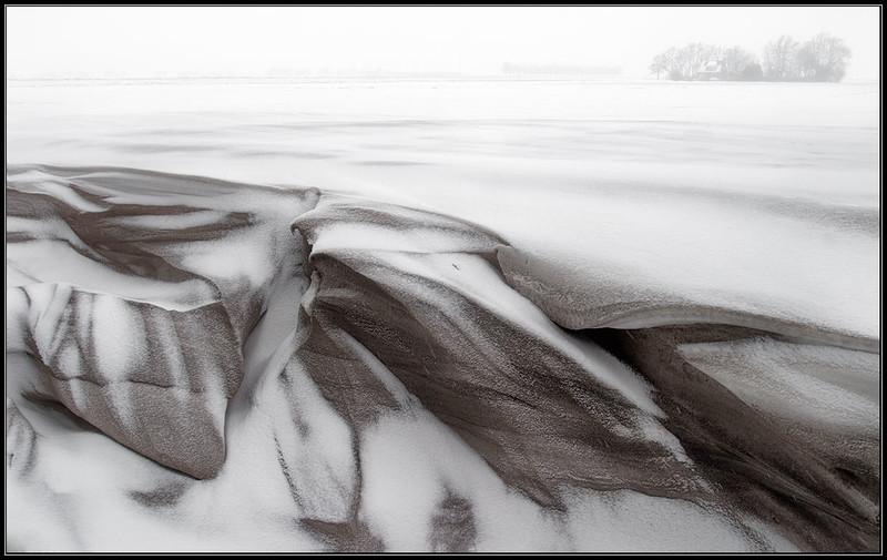 Sneeuwduin/Snowdrift