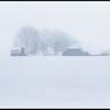 Zware sneeuwbui /heavy snowfall