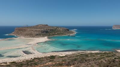 Balos beach Kreta.