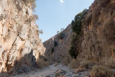 Imbroskloof Kreta.