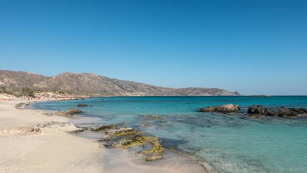 Elafonissi Kreta.