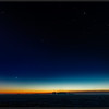 Blauw uurtje Midwolda /Twilight Midwolda