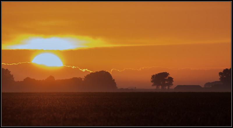 Zonsondergang/Sunset