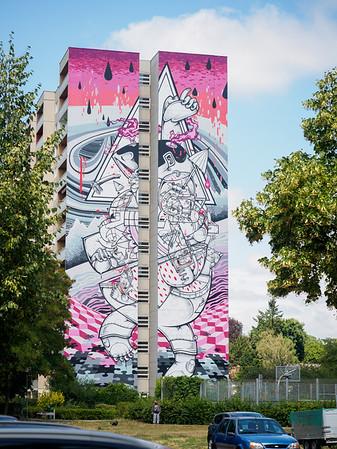 Berlin juli 2019