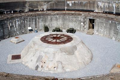 Bunkerens midte