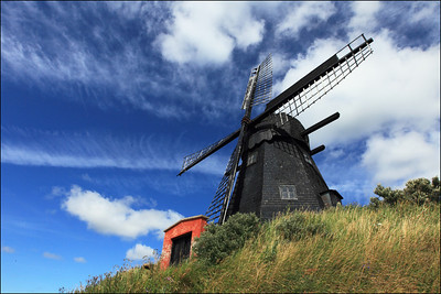 Børglum Mølle - Danmark