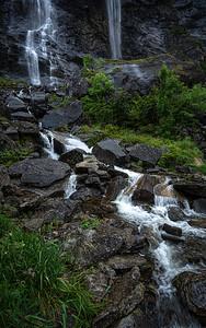 Honganvikfossen / Honganvik Falls Saudafjorden, Rogaland 21.7.2020 Canon 5D Mark IV + EF 17-40mm f/4L USM @ 17 mm