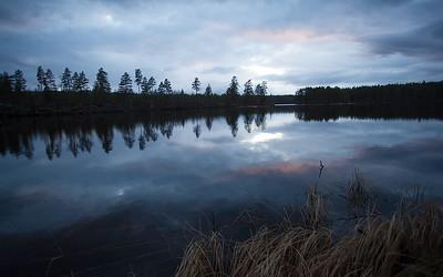 Tjern i Telemark Canon EOS 5D Mark II + EF 17-40 mm L @ 17 mm