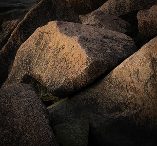 Granittblokker Lahellholmen, Asker 28.11.2020 Canon 5D Mark IV + EF100mm f/2.8L Macro IS USM