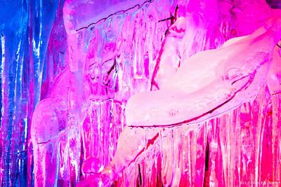 Bilder fra istapper / Pictures of ice Svein Egil Økland, Svein Egil Okland, Is, Vinter 2011, ice, natur, nature, ølen, dreganes, istapp, iskunst, blits, flash, blitz, external, colour, farge
