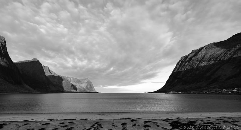 Steinfjord, Senja