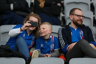 Ísland-Belgía 11. september 2018